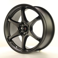 Japan Racing JR1 18x8 ET45 5x112/114,3 Matt Black Alu kola