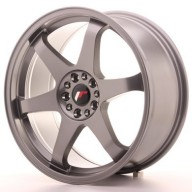 Japan Racing JR3 18x8 ET40 5x112/114,3 Gun Metal Alu kola