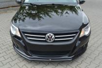 Maxton Design Spoiler předního nárazníku VW Passat CC V.2 - texturovaný plast
