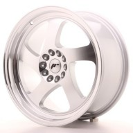 Japan Racing JR15 18x8,5 ET40 5x112 Machined Silver Alu kola