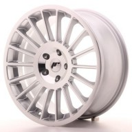 Japan Racing JR16 18x8,5 ET40 5x112 Machined Silver Alu kola
