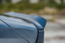 Maxton Design Nástavec střešního spoileru VW Passat B8 R-Line - texturovaný plast