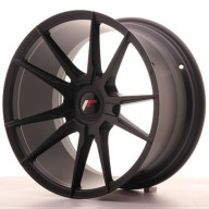 Japan Racing JR21 19x8,5 ET40 5x112/114,3 Matt Black Alu kola