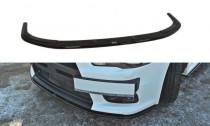 Maxton Design Spoiler předního nárazníku Mitsubishi Lancer EVO X V.2 - texturovaný plast