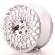 Japan Racing JR17 18x8,5 ET42 5x112 Machined Silver Alu kola