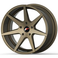 Japan Racing JR20 19x8,5 ET40 5x112 Matt Bronze Alu kola