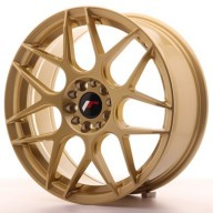 Japan Racing JR18 18x7,5 ET40 5x112/114,3 Gold Alu kola