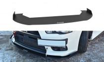 Maxton Design Spoiler předního nárazníku Racing Mitsubishi Lancer EVO X V.1