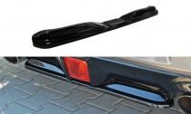Maxton Design Spoiler zadního nárazníku Nissan 370Z - texturovaný plast