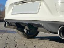 Maxton Design Spoiler zadního nárazníku Opel Astra K OPC-Line - texturovaný plast