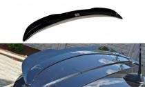Maxton Design Nástavec střešního spoileru Opel Astra H OPC - texturovaný plast