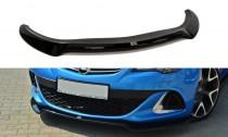 Maxton Design Spoiler předního nárazníku Opel Astra J OPC V.2 - texturovaný plast