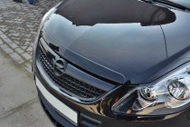 Maxton Design Rozšíření masky Opel Corsa D OPC - texturovaný plast