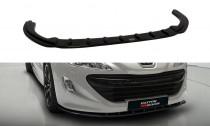Maxton Design Spoiler předního nárazníku Peugeot RCZ V.1 - texturovaný plast