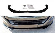 Maxton Design Spoiler předního nárazníku Peugeot RCZ V.2 - texturovaný plast