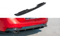 Maxton Design Spoiler zadního nárazníku Peugeot 508 SW Mk2 - texturovaný plast