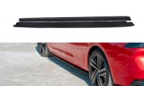 Maxton Design Prahové lišty Peugeot 508 Mk2 - texturovaný plast