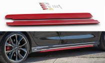 Maxton Design Prahové lišty Hyundai I30N V.3