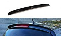 Maxton Design Nástavec střešního spoileru Renault Clio RS Mk3 - texturovaný plast