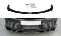 Maxton Design Spoiler předního nárazníku Renault Laguna Mk3 Coupe - texturovaný plast