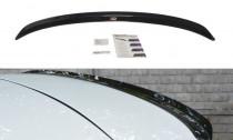 Maxton Design Nástavec střešního spoileru Renault Megane Mk4 - texturovaný plast