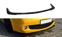 Maxton Design Spoiler předního nárazníku Renault Megane RS Mk2 - texturovaný plast