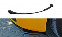 Maxton Design Spoiler zadního nárazníku Renault Megane RS Mk2 - texturovaný plast