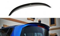 Maxton Design Nástavec střešního spoileru Renault Megane RS Mk2 - texturovaný plast