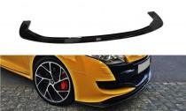 Maxton Design Spoiler předního nárazníku Renault Megane RS Mk3 V.2 - texturovaný plast