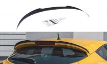 Maxton Design Nástavec střešního spoileru Renault Megane RS Mk3 - texturovaný plast