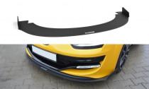 Maxton Design Spoiler předního nárazníku Racing Renault Megane RS Mk3
