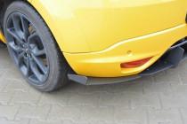 Maxton Design Boční lišty zadního nárazníku Racing Renault Megane RS Mk3