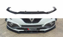 Maxton Design Spoiler předního nárazníku Renault Megane RS Mk4 V.1 - texturovaný plast