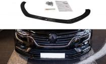 Maxton Design Spoiler předního nárazníku Renault Talisman - texturovaný plast