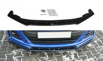 Maxton Design Spoiler předního nárazníku Subaru BRZ Facelift V.1 - texturovaný plast