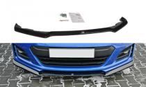 Maxton Design Spoiler předního nárazníku Subaru BRZ Facelift V.3 - texturovaný plast