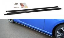 Maxton Design Prahové lišty Subaru BRZ/Toyota GT86 Facelift V.1 - texturovaný plast