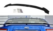 Maxton Design Nástavec spoileru víka kufru Subaru BRZ/Toyota GT86 Facelift V.2 - texturovaný plast