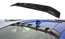Maxton Design Doplněk zadního okna Subaru BRZ/Toyota GT86 Facelift - texturovaný plast