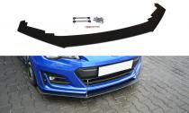 Maxton Design Spoiler předního nárazníku Racing Subaru BRZ Facelift V.1