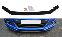 Maxton Design Spoiler předního nárazníku Racing Subaru BRZ Facelift V.2