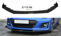 Maxton Design Spoiler předního nárazníku Racing Subaru BRZ Facelift V.3