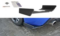 Maxton Design Boční lišty zadního nárazníku Racing Subaru BRZ Facelift