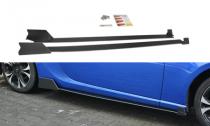 Maxton Design Prahové lišty Racing Subaru BRZ Facelift