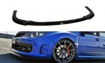 Maxton Design Spoiler předního nárazníku Subaru Impreza Mk3 WRX STI V.1 - texturovaný plast