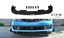 Maxton Design Spoiler předního nárazníku Racing Subaru Impreza Mk3 WRX STI