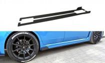 Maxton Design Prahové lišty Racing Subaru Impreza Mk3 WRX STI