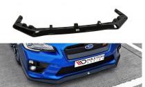 Maxton Design Spoiler předního nárazníku Subaru WRX STI V.1 - texturovaný plast