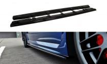 Maxton Design Prahové lišty Subaru WRX STI V.1 - texturovaný plast