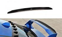 Maxton Design Nástavec spoileru víka kufru Subaru WRX STI - texturovaný plast